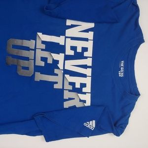 Mens Adidas The Go-To Tee Size Large